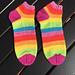 Espresso Shot Shortie Socks pattern