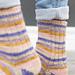 Behind the Scenes Socks pattern
