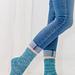 Solace Socks pattern