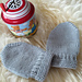 Thumbless Baby Mittens pattern