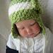 Ready Set Winter!  Hat pattern