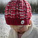 Vibrance of Spring Slouch Hat pattern