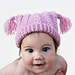 Baby Cables Hat pattern