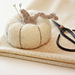Felted Pumpkin Pincushion pattern