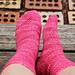 Pyramid Socks pattern