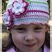 Girly Stripes Cap pattern