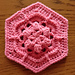 Flower Power Hexagon pattern