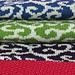 Karakusa Blanket pattern