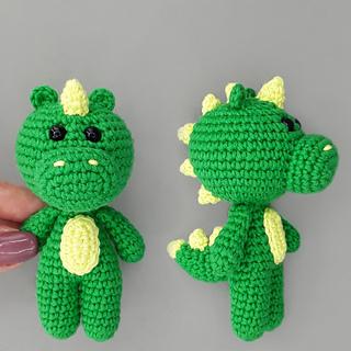 Ideas   How to Crochet an Amigurumi Dinosaur   320x320