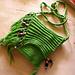 St. Patrick's Day – A Beautiful Belly purse pattern