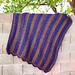 Jump Rope Blanket pattern