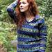 Moraine Pullover pattern