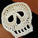Skull Appliqué pattern