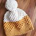Starry Textured Beanie pattern