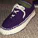 Wannabe Vans Slippers for Men pattern