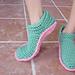 Options Slippers CROCHET! for WM pattern