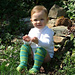 Baby Longlegs Sock pattern