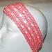 Summer Knit Head Wrap pattern