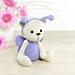 Teddy Bear in a Butterfly costume pattern