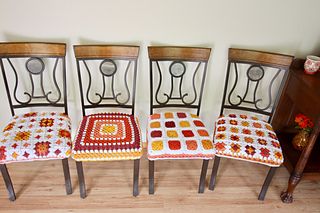 Strange Fitted Chair Covers Pattern By Kristyn Hertrich Ravelry Lamtechconsult Wood Chair Design Ideas Lamtechconsultcom