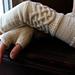 Saxon Braid Fingerless Gloves/Arm Warmers pattern