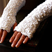 Simple (but heavenly soft!) Gauntlets pattern