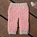 Bloomin' Baby Pants pattern