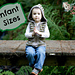 Woodland Hooded Vest Infants pattern