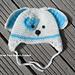 Valentines Puppy Hat pattern
