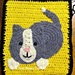 Cat Applique pattern