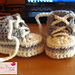 Newborn High Tops (converse) pattern