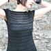Särav must/Black Glitter pattern