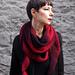 Simple textured shawl pattern