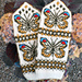 Spring Butterflies pattern