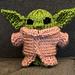 Pocket Baby Yoda pattern