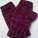 Luscious Knit Fingerless Mitts pattern