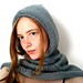 Basic Hooded Cowl pattern