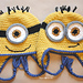 Minion Hat pattern