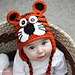 Tiger Hat pattern