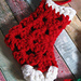 Mini Merry Hexi Stocking pattern