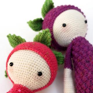 LUPO the lamb / sheep • lalylala crochet pattern / amigurumi ...   320x320