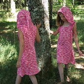 robe en coton sunny multi 10ans