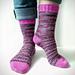 At Home Socks pattern