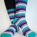 Aquarius Socks pattern