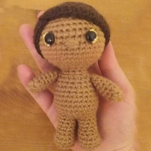 Ravelry: Kallie Amigurumi Doll pattern by Jeslyn Sim | 640x640