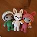 Little Weebee - Bunny Dolls pattern
