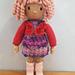 Weebee - Tall Annie Doll pattern