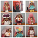 Weebee - Pocket Paige Doll pattern