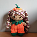 Weebee Doll - Pumpkin Dress Up Outfit pattern
