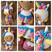Weebee Doll - Unicorn Outfit pattern